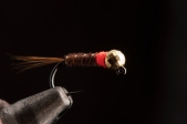 Pheasant Tail Hot Spot Jig-1