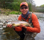 Rons big brown trout