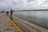 Farmoor casting ronsfishing