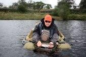nant-moel ronsfishing float tube