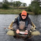 nant-moel ronsfishing float tube