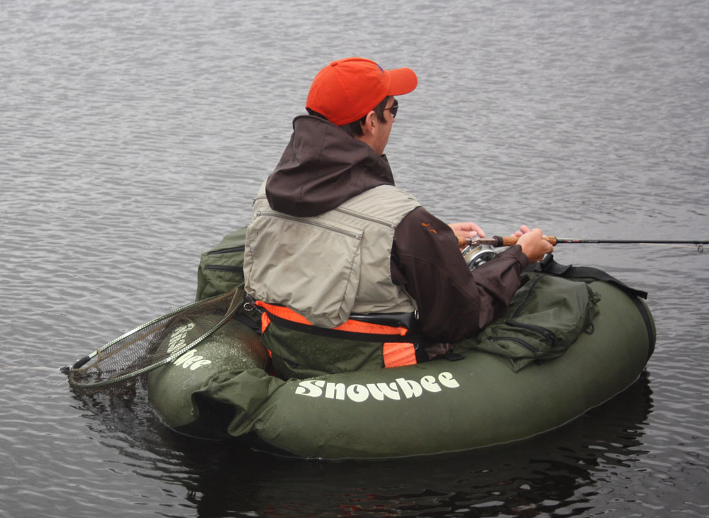 float tubing on nant moel reservoir ronsfishing blog