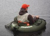 nant-moel float tube ronsfishing