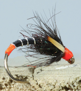 Ronsfishing Spider Pattern