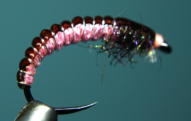 Pink Grayling Bug - Ronsfishing
