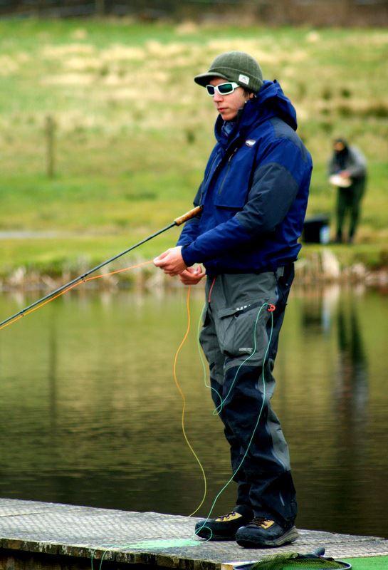 Kieron Jenkins Fishing Garnffrwyd
