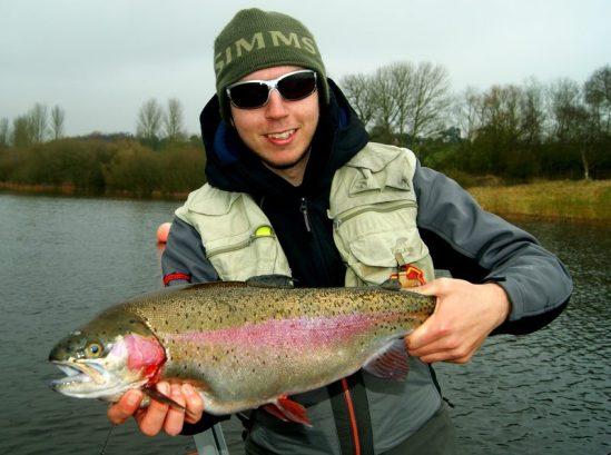 Kieron Jenkins Draycote Rainbow