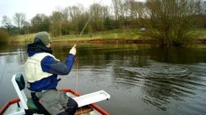 Kieron Jenkins First Fish on the Buzzers