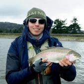Kieron Jenkins Fish Blagdon