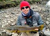 Kieron big fish ronsfishing