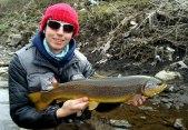trout kieron taff ronsfishing