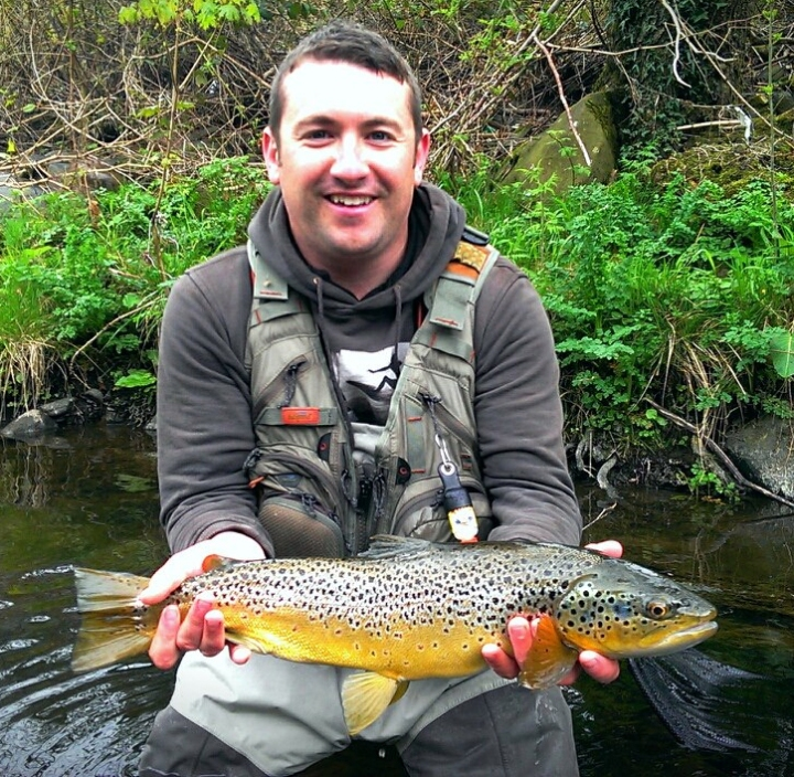 Lewy Large Taff Trout