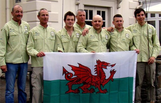 Rivers International Team Wales