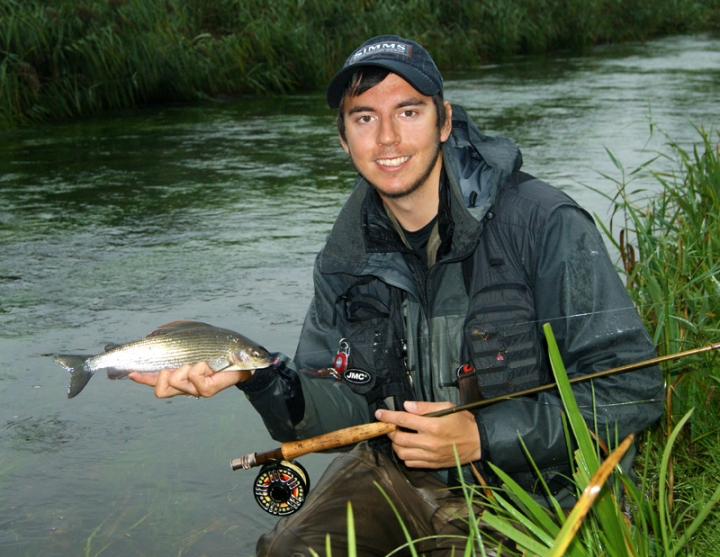Ronsfishing Grayling