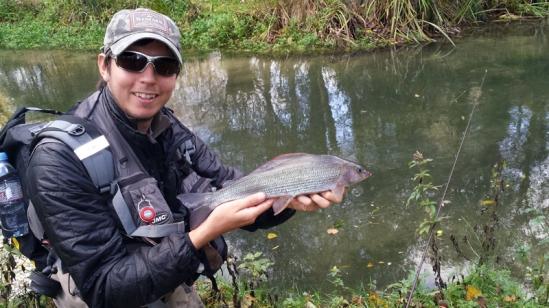 River Itchen Kieron Grayling