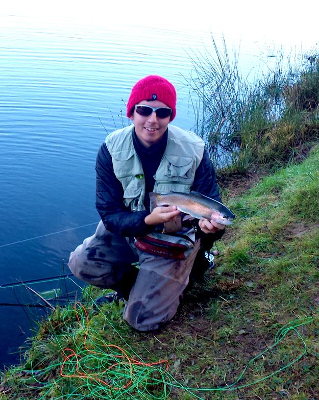 Kieron Jenkins Ronsfishing