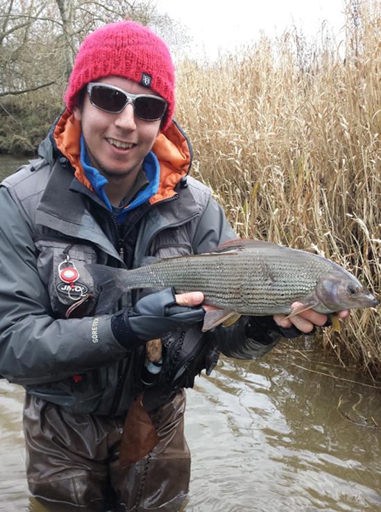 Ronsfishing Big Grayling