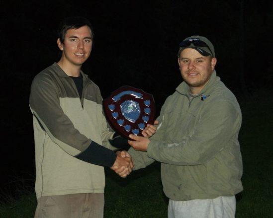 Kieron Jenkins Welsh Rivers Champ