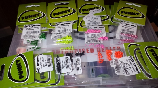 Ronsfishing Funky Fly Tying