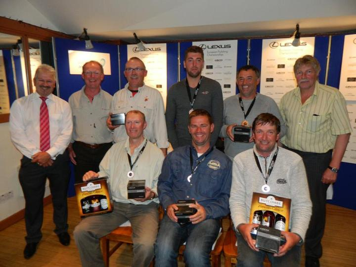 Lexus Team Results Rutland 2014