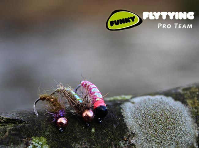 Ronsfishing grayling flies