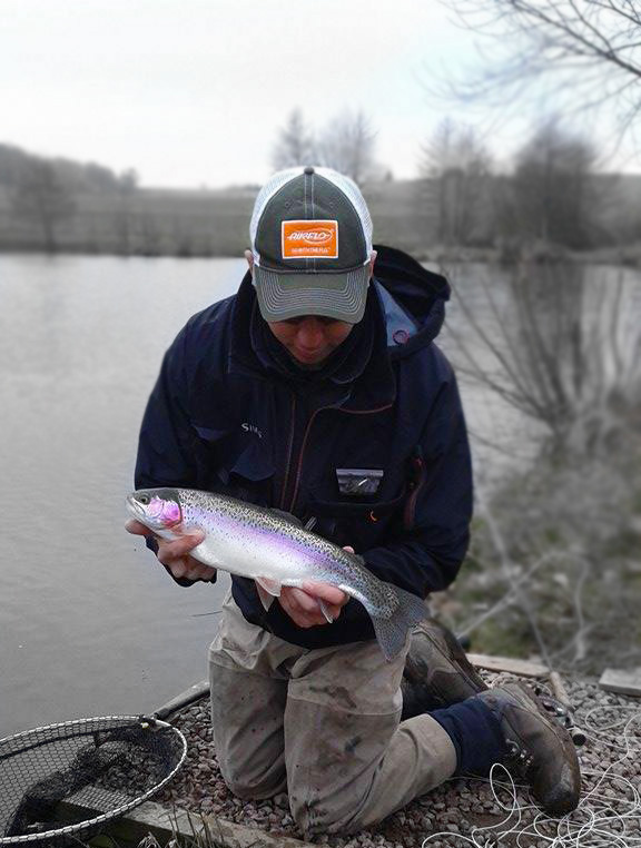 Trout fishing with worms tips for Trout fishing basics