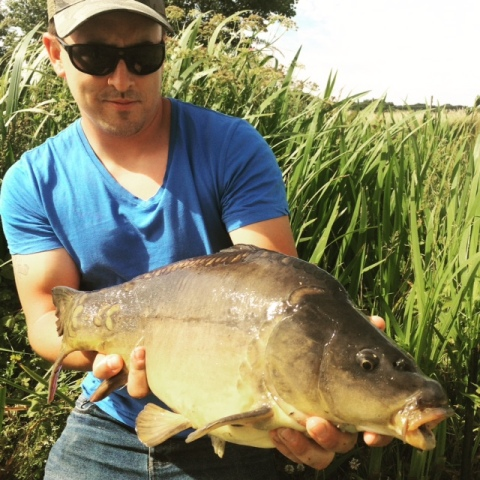 Luke Thomas Fly Fishing For Carp